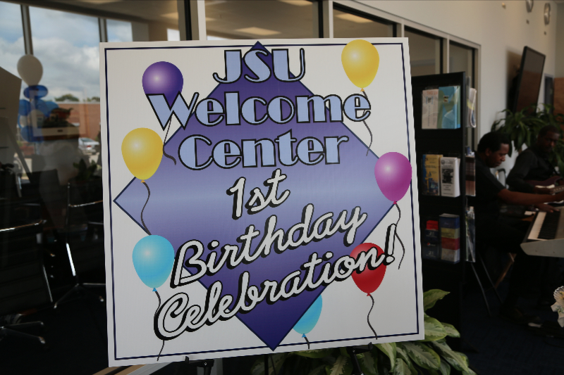 JSU Welcome Center 1st Anniversary Celebration