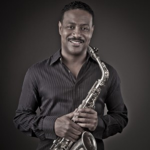 Jazz musician, composer and producer Kim Waters
