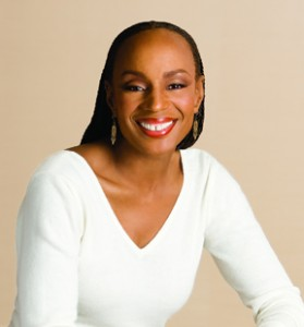 Susan L. Taylor, editor emerita of Essence magazine.