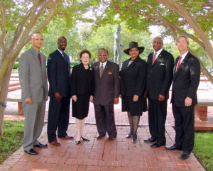 The Jackson City Council