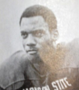 earnest richardson - jsu days
