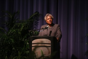 Donna Brazile - Constitution Day 2013-4