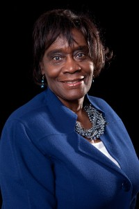 Dr. Evelyn J. Leggette, dean of Undergraduate Studies