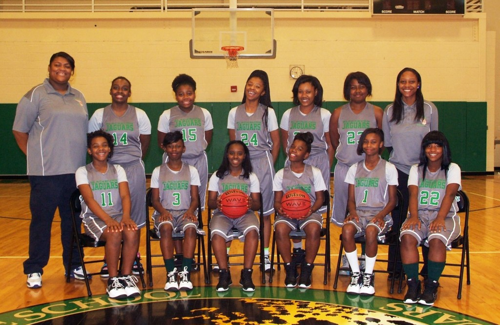As JSU guests, Blackburn girl hoopsters will cheer on Lady Tigers | Jackson State Newsroom