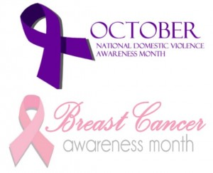 Breast Cancer - Domestic Violence Awareness