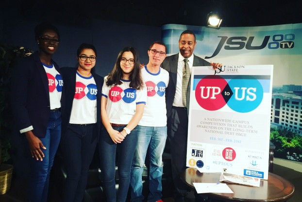 Up to Us team at JSU tops in social media category.