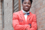 Callaway High School valedictorian Jordan Jefferson, 18, prepares for a busy college experience at Jackson State University. (Photo courtesy of Imani Khayyam/Jackson Free Press)
