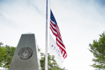 JSU's flags are lowered to half-staff after the tragic rampage in Orlando.