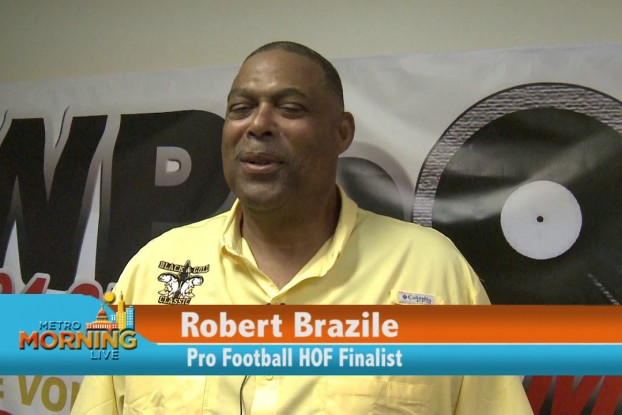 "Robert Brazile, known in the NFL as ""Dr. Doom"" for being a fierce defensive pass rusher, was drafted by the Houston Oilers in 1975 as the sixth overall pick in the first round. He recorded 1,281 tackles and 13 interceptions during his professional career."