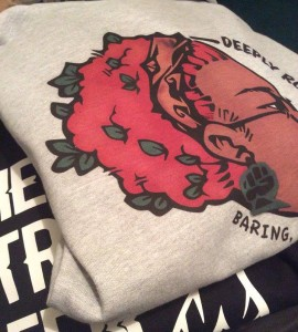 Deeply Rooted '07 has an array of t-shirts, sweatshirts, sweatpants, kids clothes and more.