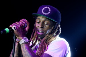 "Rapper Lil Wayne performed hits like ""A Milli"" and ""Hey, Mr. Carter"" during JSU's homecoming concert."