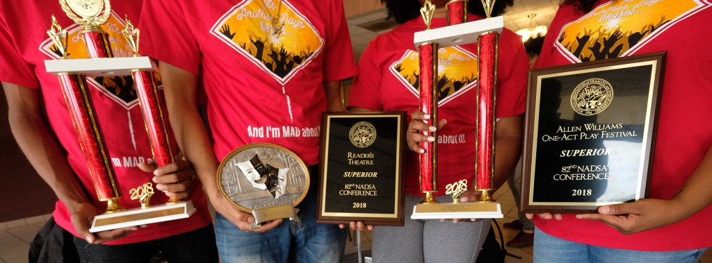 JSU competed against Winston-Salem State, Delaware State, Grambling State, Bethune-Cookman, and Dillard University, bringing home nine awards.