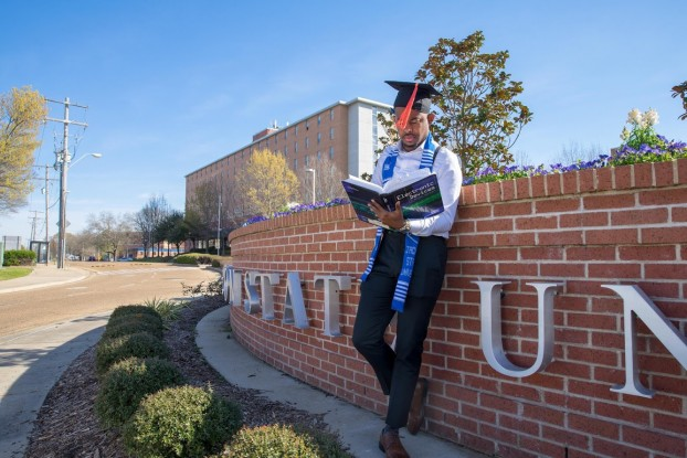 After his birth, Jackson State University graduate Rodney Daniely was blessed with many supporters at the urban HBCU. The entire campus rallied to support his mother so that she could continue her academic studies after her pregnancy. Now, both are proud alums.