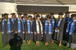 Among JSU's first class of graduates in the Complete 2 Compete program are Justin Course, left, Steven Biggs, Tanyua Sanders, Gloria Joiner, Zetella Walker-Gooch, James Sanders, Kandice Smith, Annette Dixon, Latisha Johnson, Stephanie Long, David Fletcher and Linda McGee.