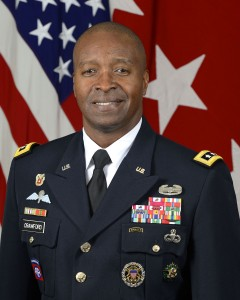 Lt. Gen. Bruce T. Crawford will be the keynote speaker for the commissioning.
