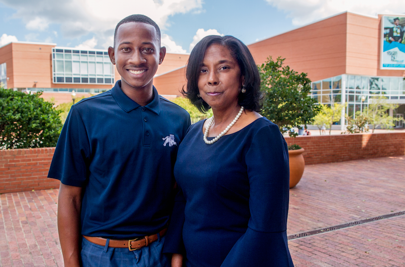 Michael Ware and Lisa Johnson will be recognized as HBCU Competitiveness Scholars in Washington, D.C. during the 2018 National HBCU Week conference on September 16-19.