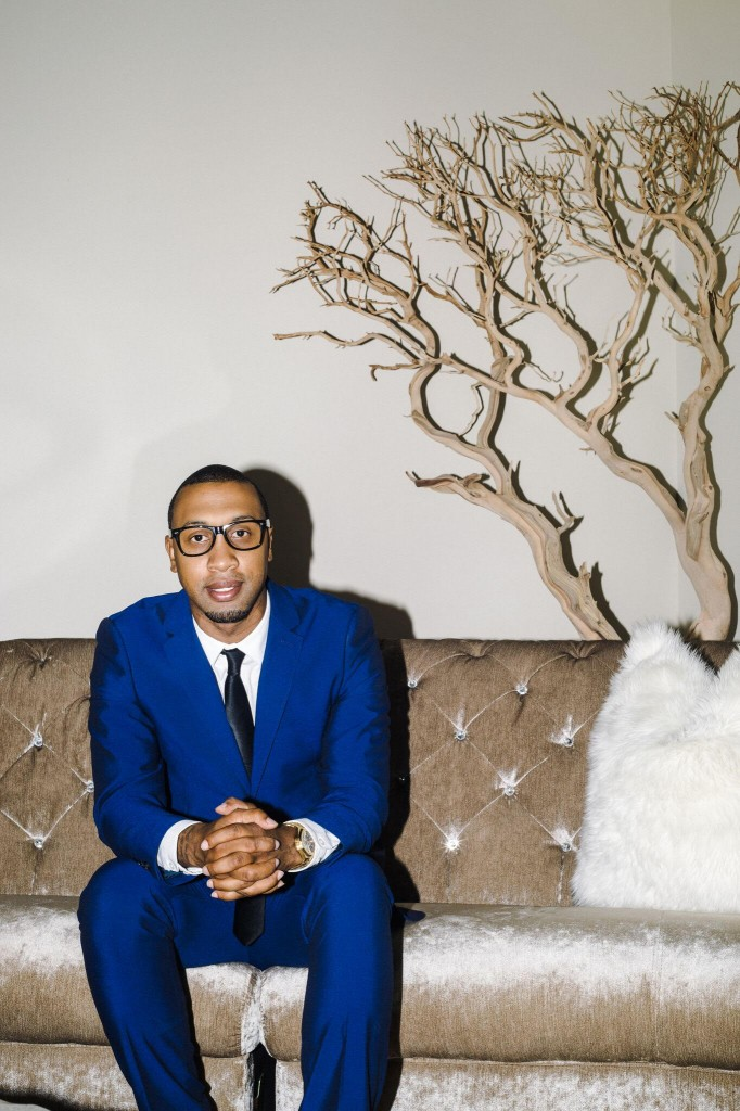 Cortez Bryant, JSU alum is known for managing music industry heavyweights like Lil Wayne, Drake and Nicki Minaj. In 2012, Bryant created a $500,000 music endowment at his alma mater. (Photo special to JSU)