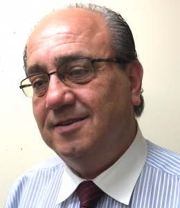 Dr. Ramzi Kafoury is associate professor in the Department of Biology and director of Sustainability and Technology Systems in CSET. He created and directed the project. He advocates sustainable communities to protect food, energy and water resources.
