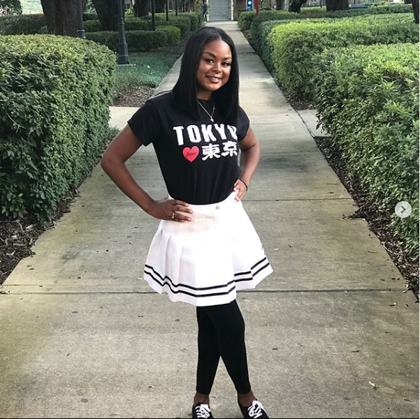 Diamond Dortch, will graduate on May 4, with honors. She has plans to teach abroad, get her ASL certification, and become U.S. Secretary of Education. But first, she will be teaching at Raines Elementary starting in August. (Photo special to JSU)