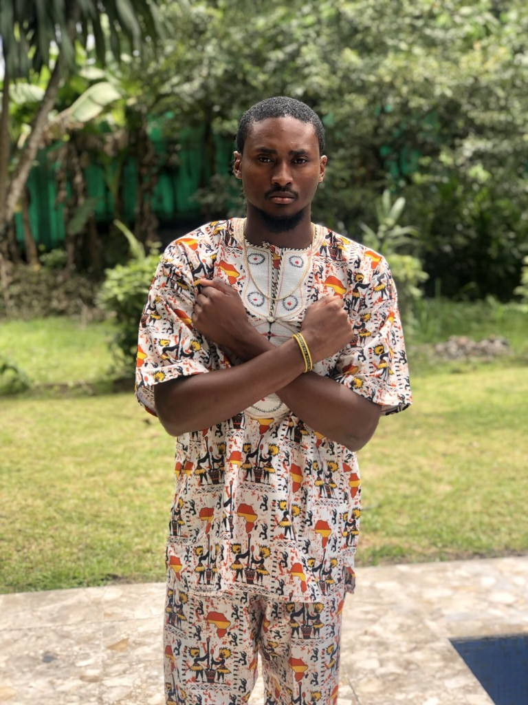 Illinois native Markus Brooks traveled to Cameroon over the summer where he spent eight weeks working in the community engagement sector for a medical research laboratory. (Photo special to JSU)