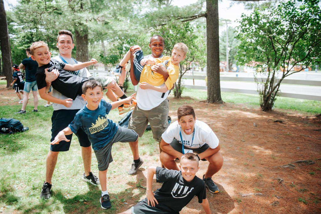 Jabaris Jefferson, a senior at JSU, spent seven weeks in the Catskill Mountains at Iroquois Springs Summer Camp. Jefferson says he decided to apply for the opportunity after receiving him email from the JSU Career Center. (Photo special to JSU)