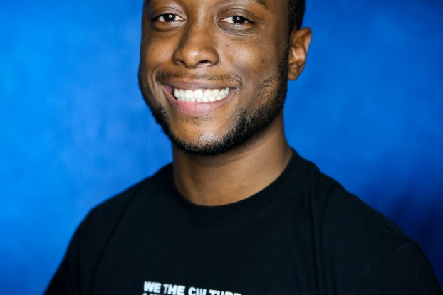 Kalin Norman is a 22-year old media studies major from New Orleans, Louisiana. (Photo by Charles Smith/JSU)