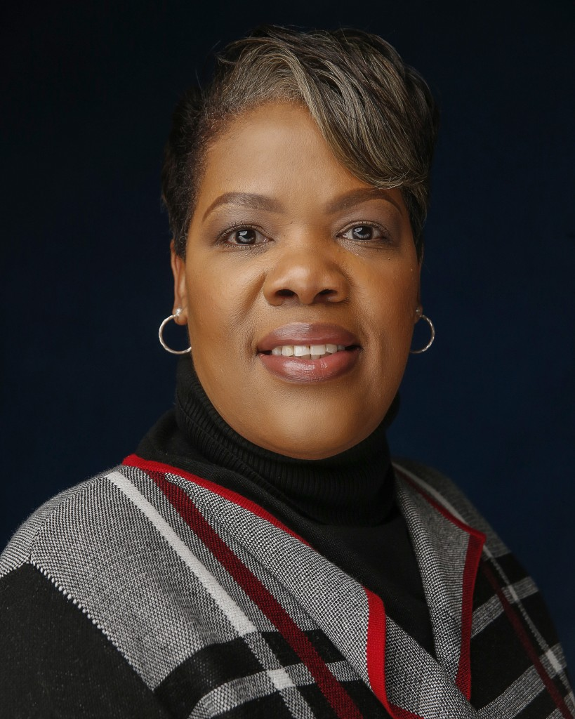 Cheryl Pollard, the new associate vice president for enrollment management, is a native of Wilmington, North Carolina. She said she wants students outside of Mississippi to understand the opportunities that are available to them at Jackson State University.