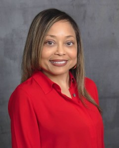 Dr. Ronica Arnold Branson is co-project director in the Department of Counseling, Rehabilitation and Pyschometric Services in the College of Education.