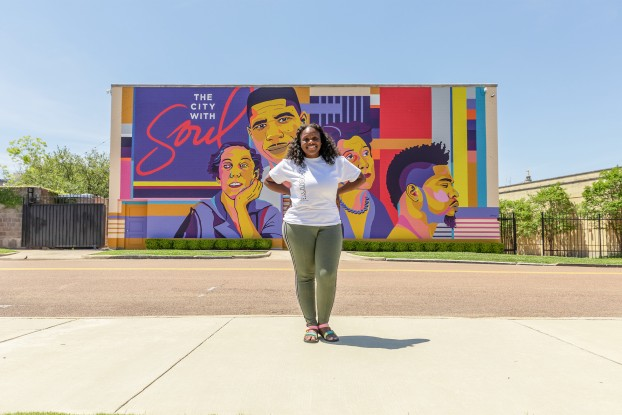 Visit Jackson City with Soul Mural