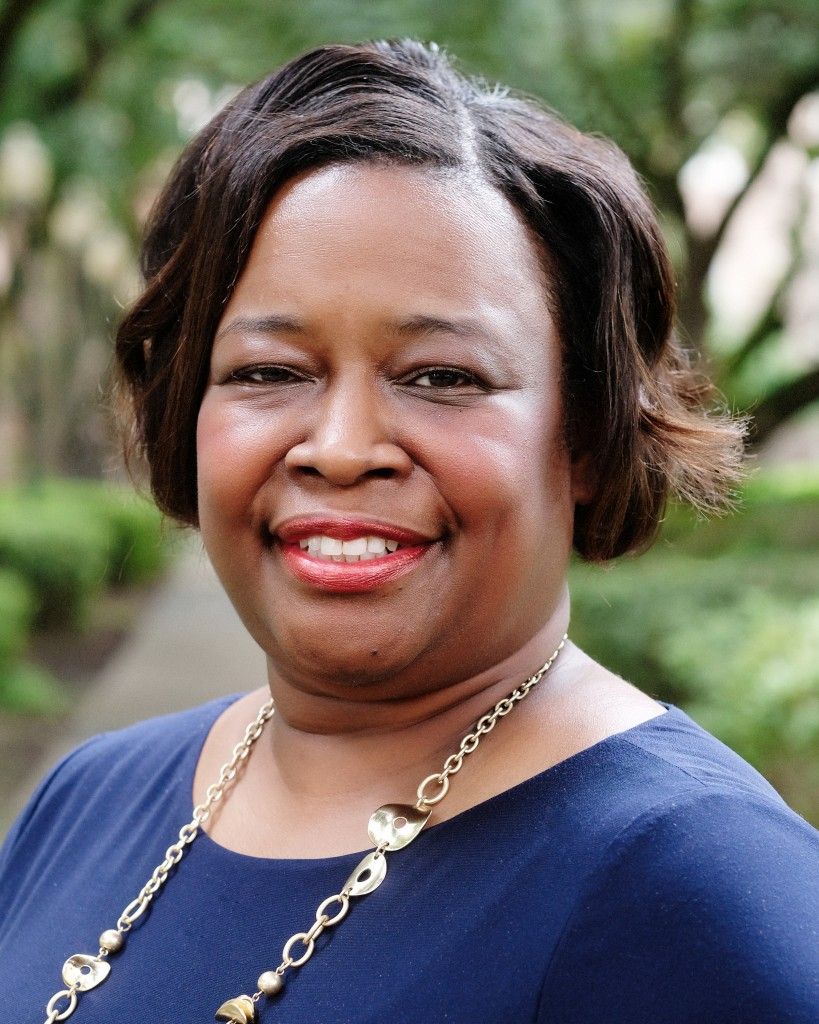 As the interim provost, Dr. Alisa Mosley expects to continue encouraging and measuring professional development and student success. Also, she said she'll work to support Jackson State University's online degree infrastructure. (Photo by Aron Smith/JSU)