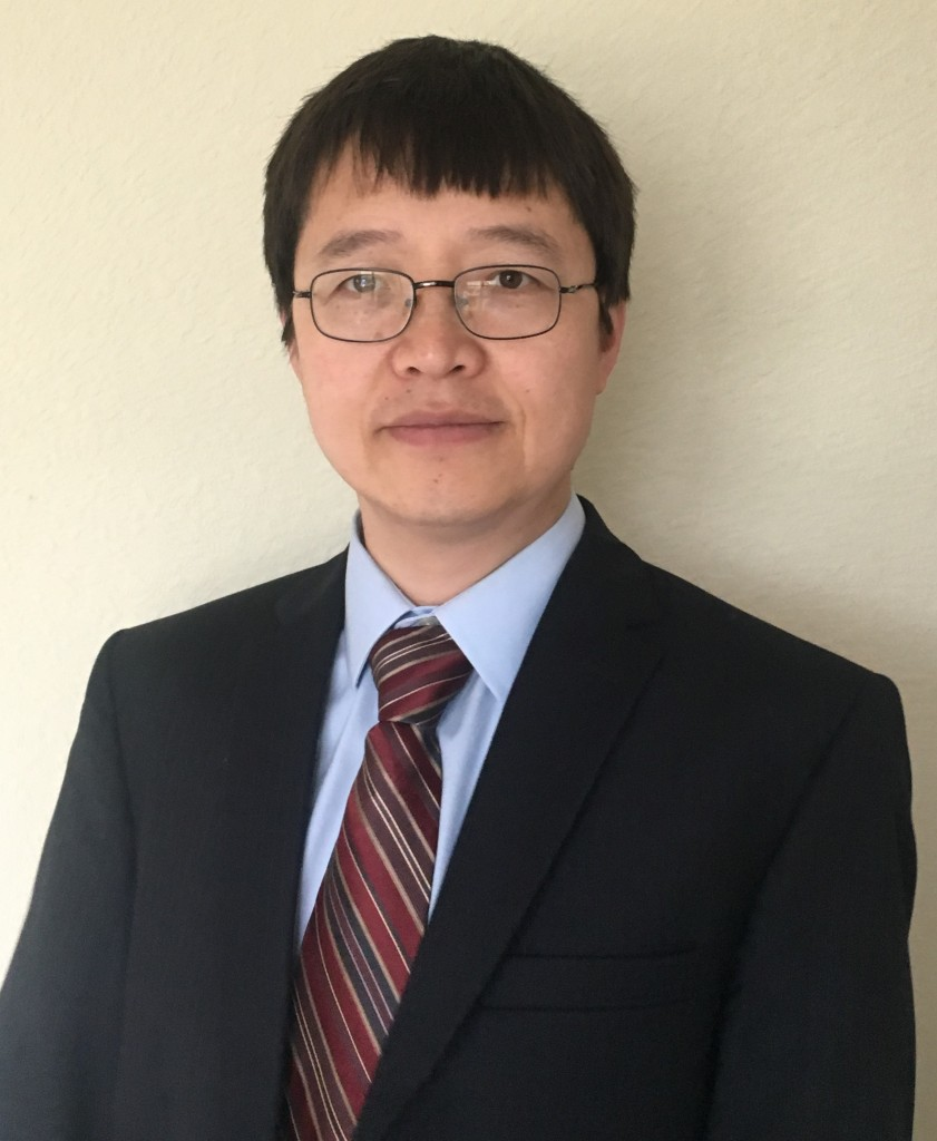 Dr. Yongfeng Zhao said his research aims to develop a systematic approach for monitoring, delivering and releasing life-saving treatments. He's an assistant professor in JSU's Department of Chemistry, Physics and Atmospheric Sciences.