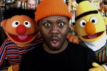 5 - Carter w Bert and Ernie