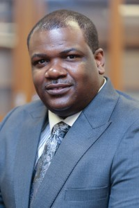 Dr. Isiah Marshall is the associate dean for the School of Social Work.