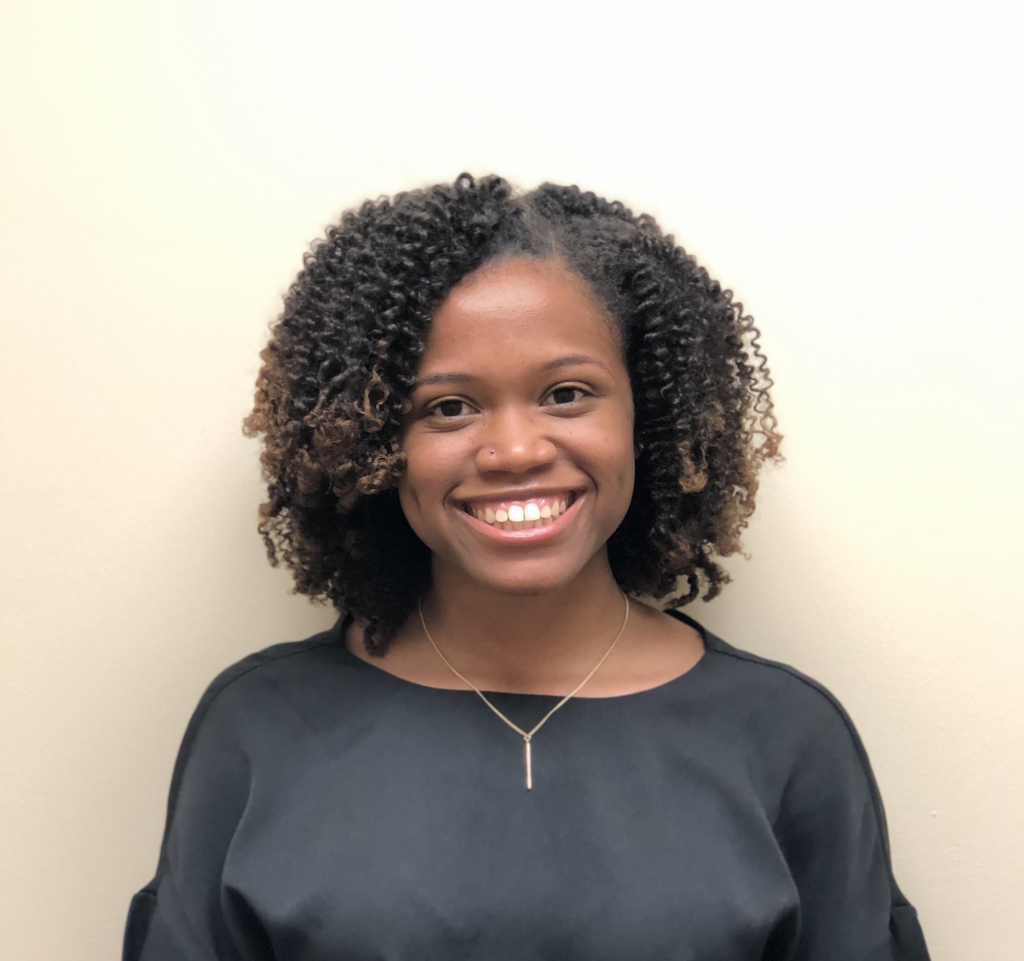 """Former chapter president Chrystalyn D. Branch, a 21- year-old biology pre-pharmacy major, said, """"The 2019-2020 executive board worked relentlessly to push out fresh and innovative ideas."""""""