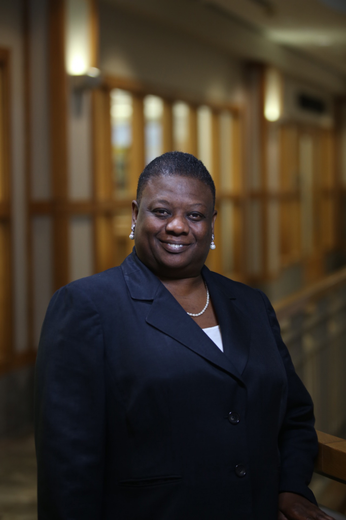 """JSU chapter adviser Dr. Pamala Heard said, """"There's been so much effort and time by students and staff to put our best foot forward. There's nothing greater than to be recognized for dedication and hard work."""""""