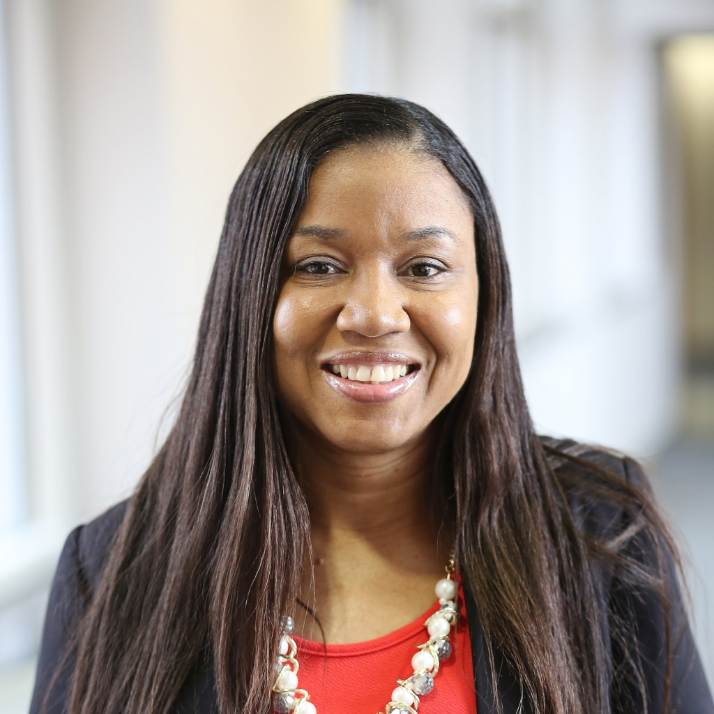 """Dr. Almesha L. Campbell is the assistant vice president for JSU's Division of Research and Economic Development. She said, """"We have so many innovative faculty, staff and students, and the Center for Innovation is interconnected to deliver impact."""""""