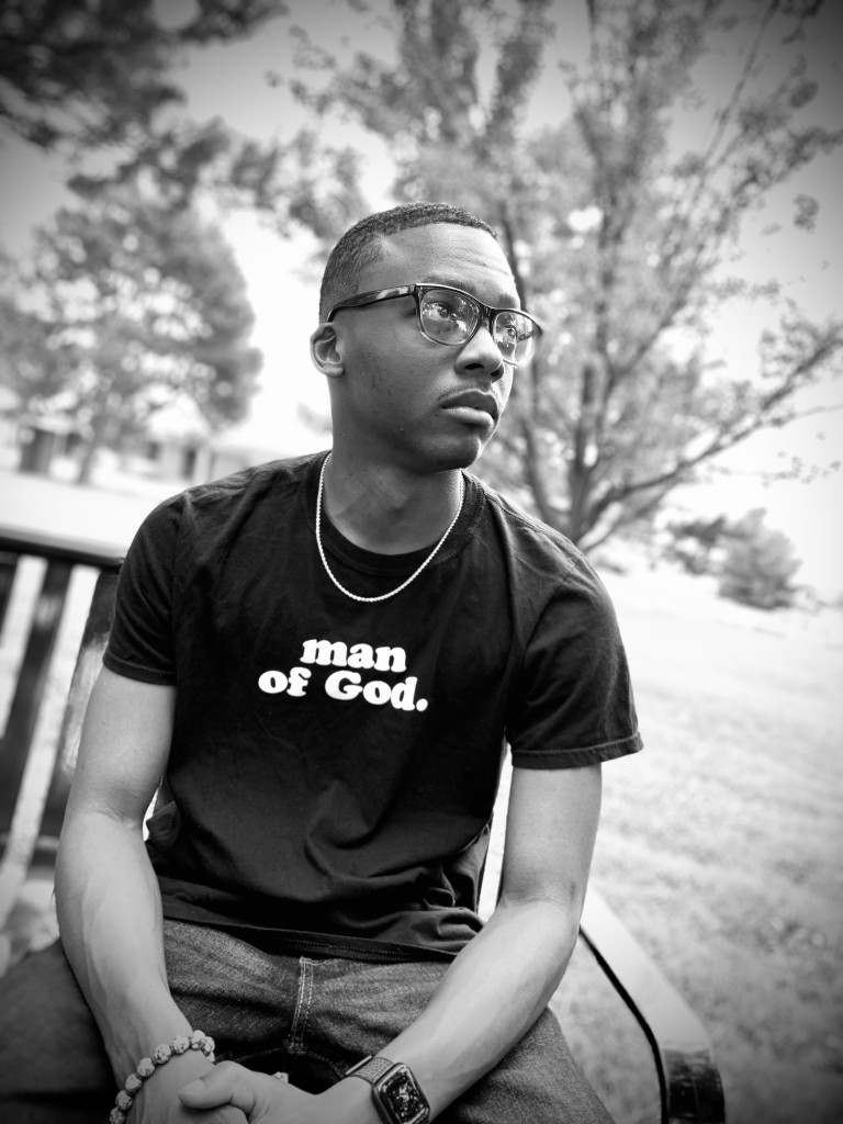 The honors college is just what senior Ke'Jaun Leon-Wright says he needed to feel at home at Jackson State University, (Photo special to JSU)