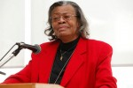 Dr. Dollye M.E. Robinson contributed 60 years of service to Jackson State University, with a building being named after her.