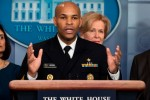 """Dr. Jerome Adams is the U.S. Surgeon General. He will be a featured speaker during JSU's """"Conversation on COVID-19."""" Discussions will include the risks and benefits of the current vaccines."""