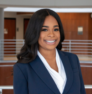 Tyra McCormick is a rising senior at JSU. She is also the newly elected SGA president. McCormick
