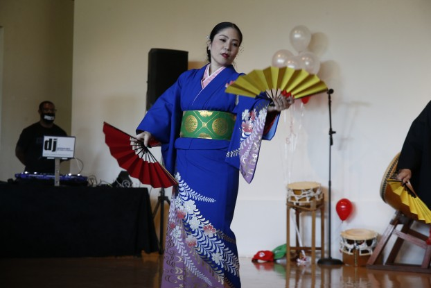 JSU's Japan Fest is the first of its kind for the city of Jackson. The festival is intended to eliminate eliminates cultural barriers and promote U.S. and Japanese relations. (Photo by Aron Smith)